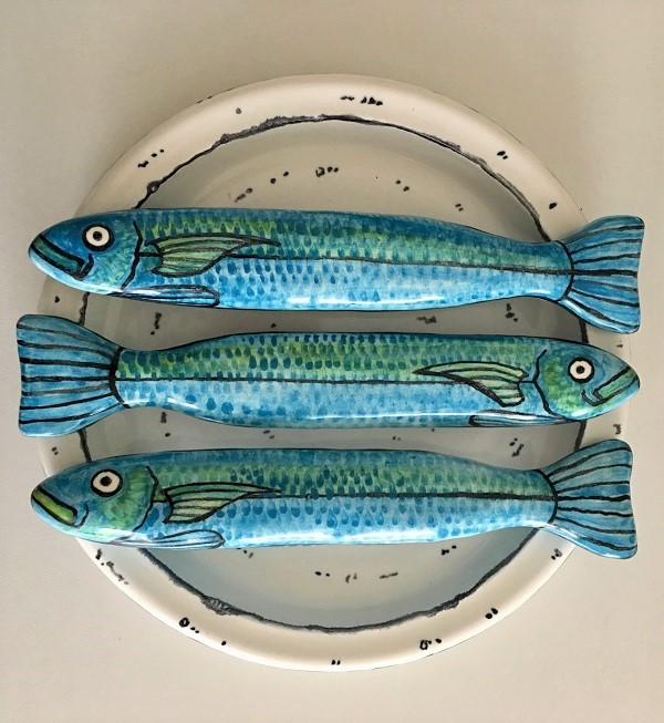 Chuck Joseph 3 Fish