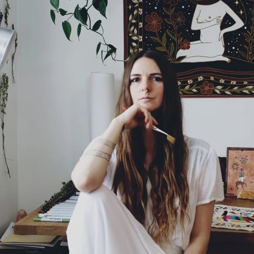 MerakilabbE | Vanja Vukelic - Change Maker Topic: Creativity & Consciousness, Tending the Hidden Realms@merakilabbe