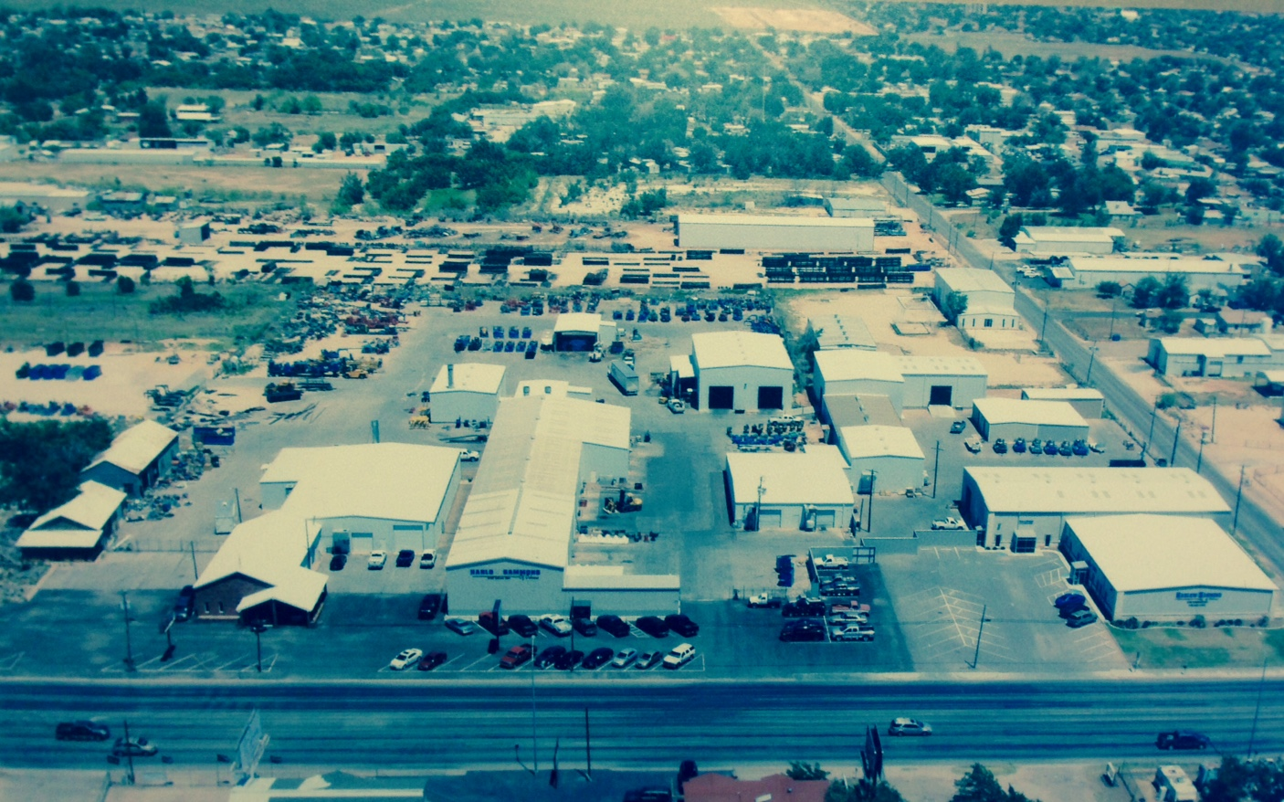 2014 Harlow Sammons Facility