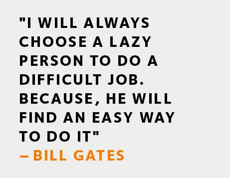 Citat Bill Gates