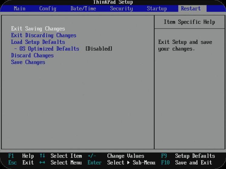 Start Managed PC og fra USB Step 4