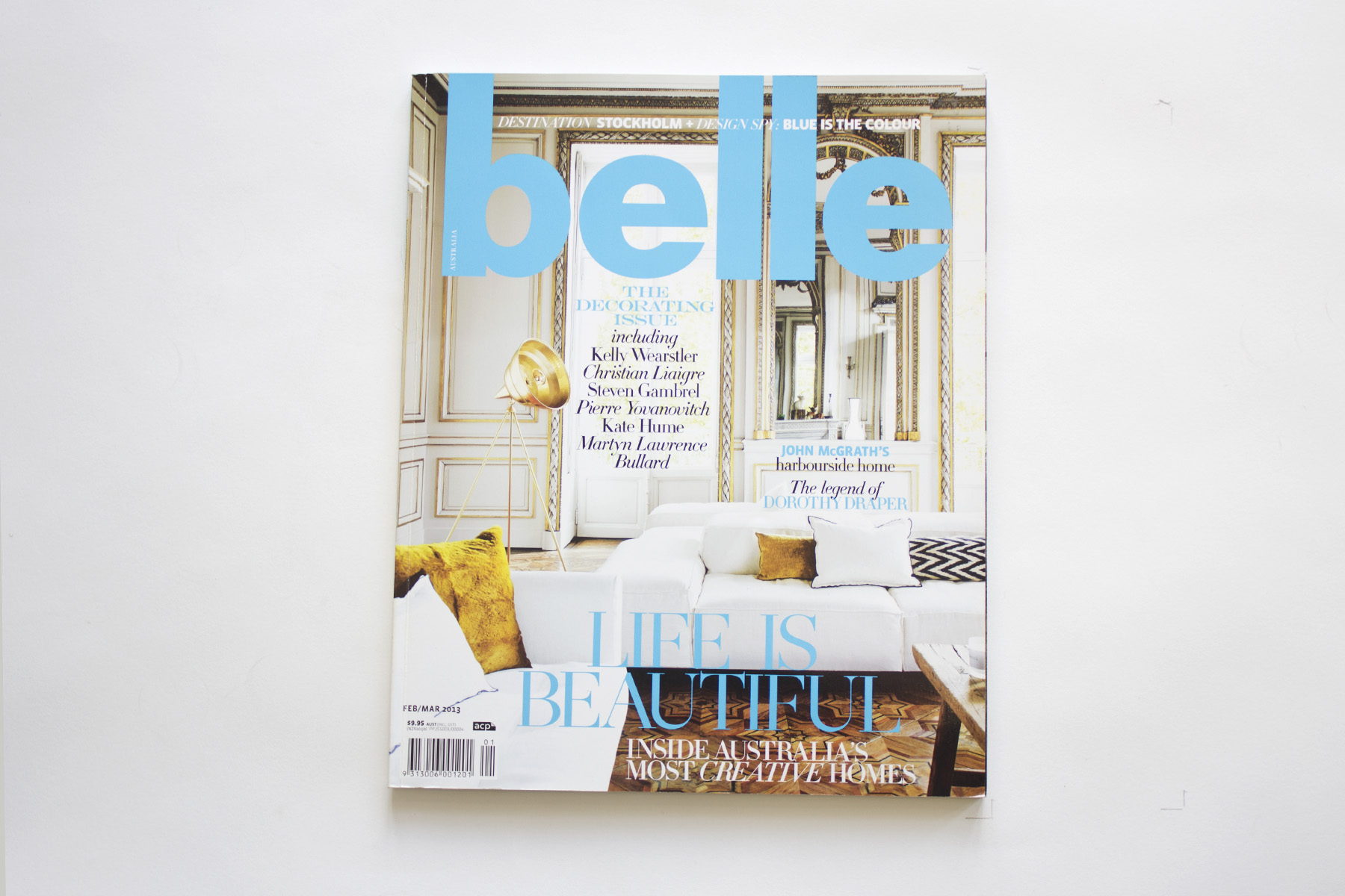 Belle Australia - Feb/March 2014