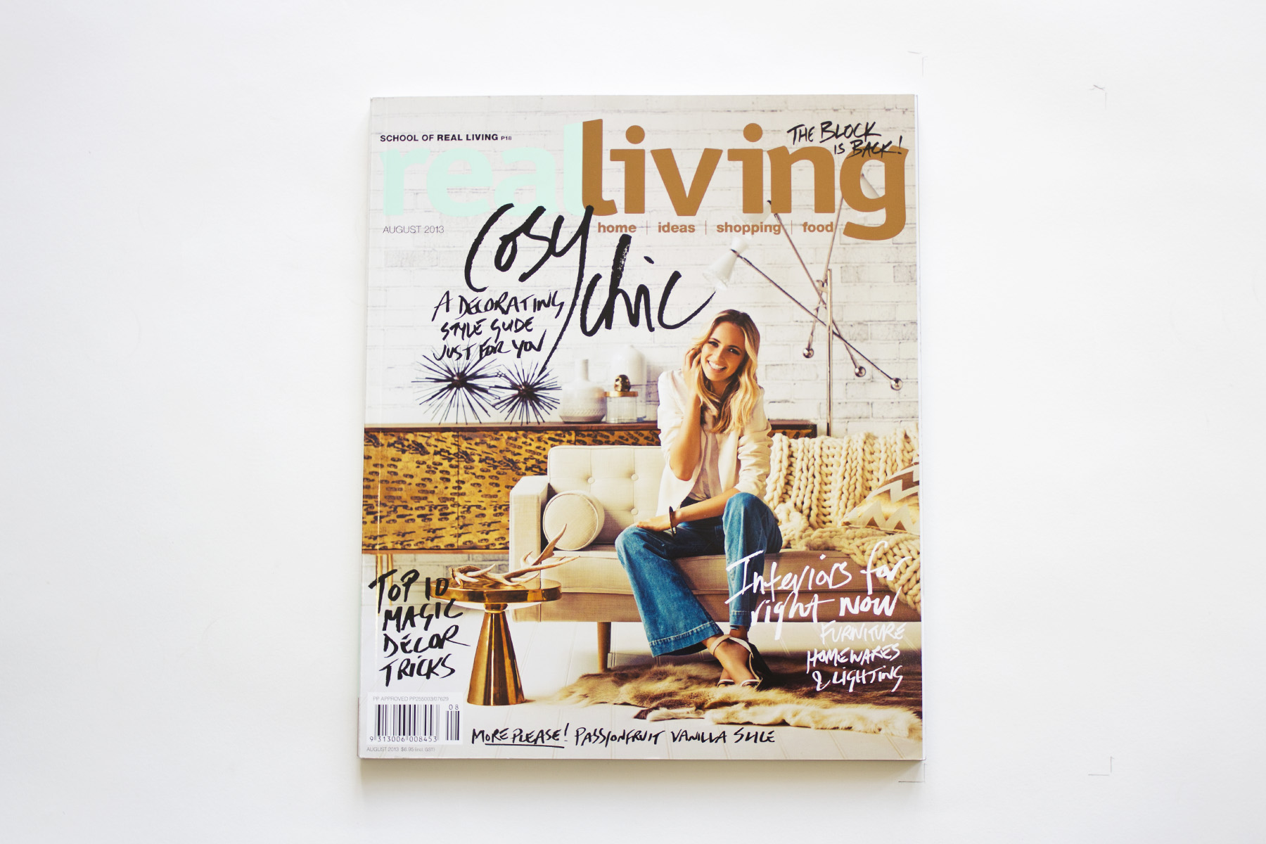 Real Living - Aug 2013