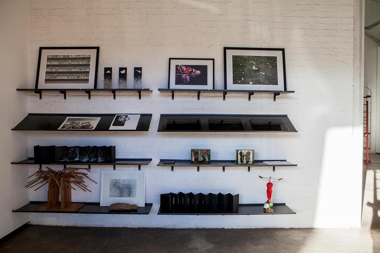 HAZARD Gallery exhibit party..