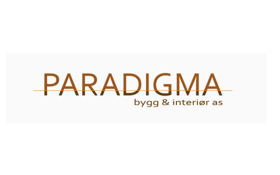 Vi har flere prosjekter for Paradigma bygg & interiørAS