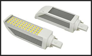 Vår standard modell PL G24 2-pinfinnes på lager i 5W, 8W, 10W 12W 13W. Dreibar sokkel.   Kommer til standard sokkelstørrelse G24 PL 2-pin og 4-pin.