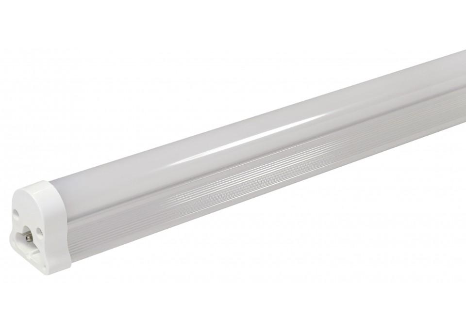 LUX T5 integrerte LED-rør. Kan skjøtes i ønskede lengder. Passer perfekt til skap, hyller og for montering i foringer.  Leveres i lengdene 30cm, 60cm, 90cm, 120cm, og 150cm    Levers fra 6, 8, 13, 18, 22w