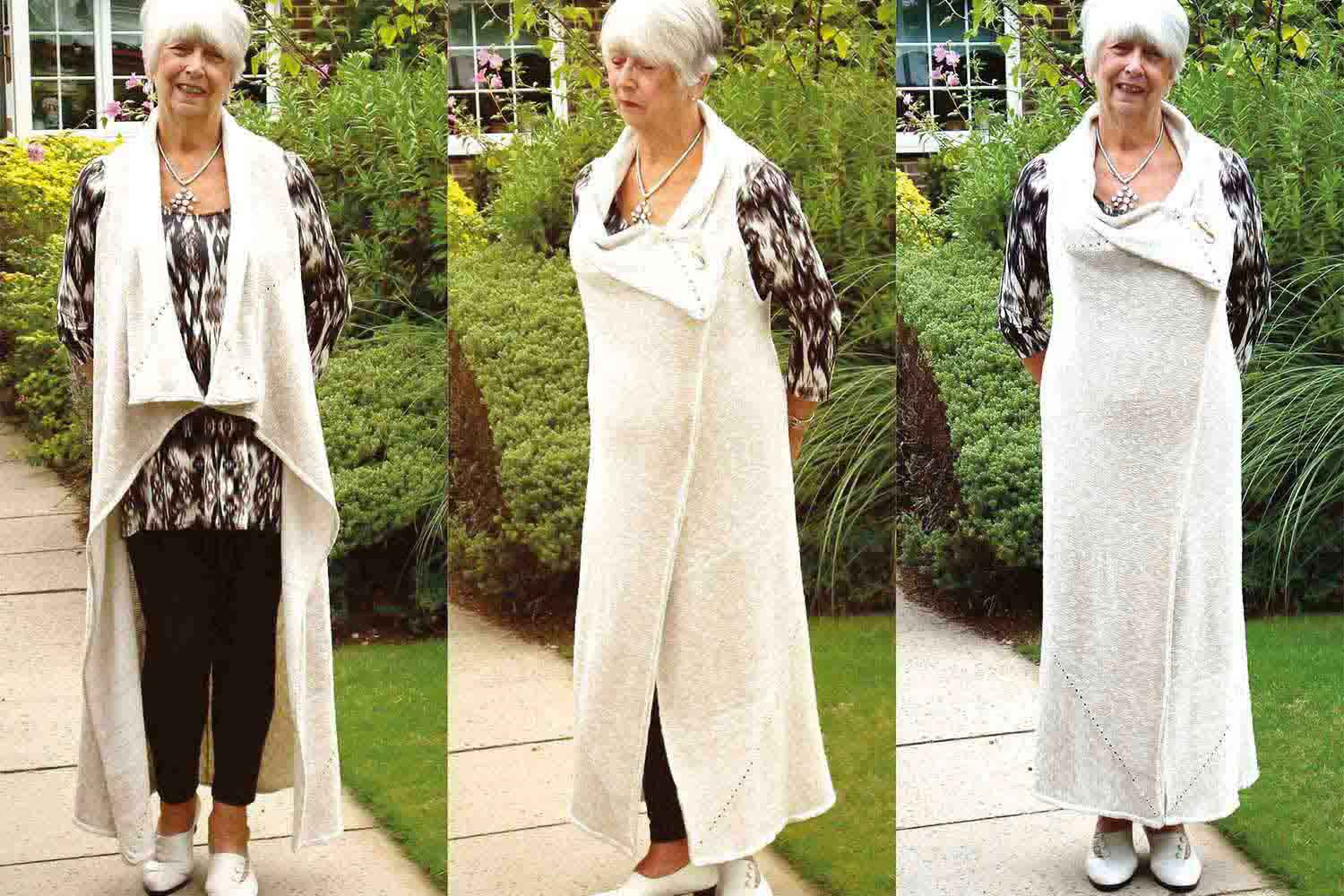 How to dress your age (or not!) and always feel fabulous. British Knitwear Designer Susan Holton shares some tips and tricks in this article. | #British #contemporary #women's #knitwear