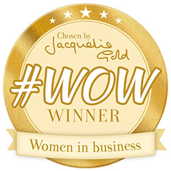 Susan Holton Knitwear was selected by Jacqueline Gold as a 'Women on Wednesday' winner