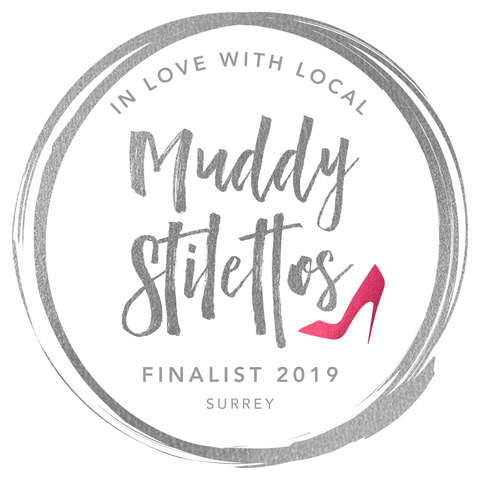 Susan Holton Knitwear is Muddy Stilettos Awards 2019 - Surrey - Finalist