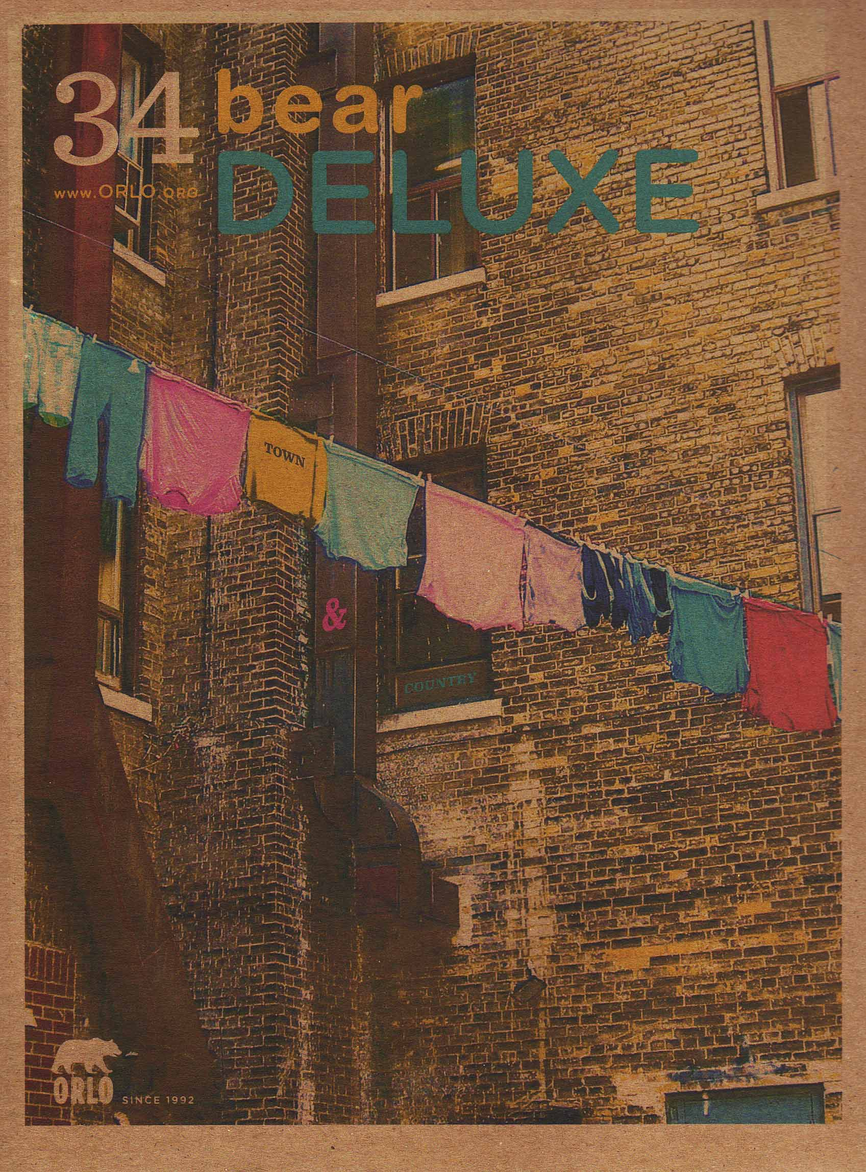 Bear Deluxe  magazine USA winter issue 2012-2013