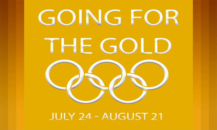 Going For The Gold - July-August 2016