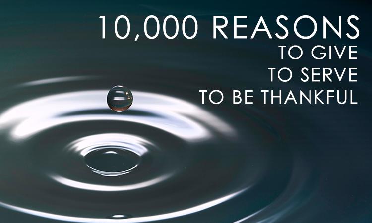 10,000 Reasons - November 2014
