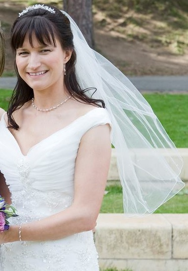 Laura's bridal jewellery