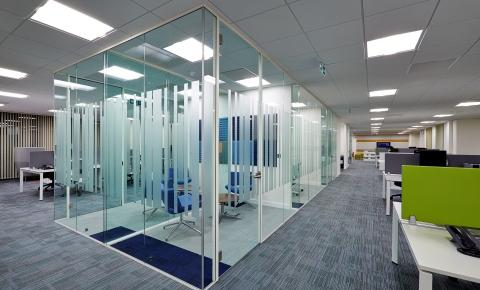 SKA Gold for Solihull Offices, RWE npower