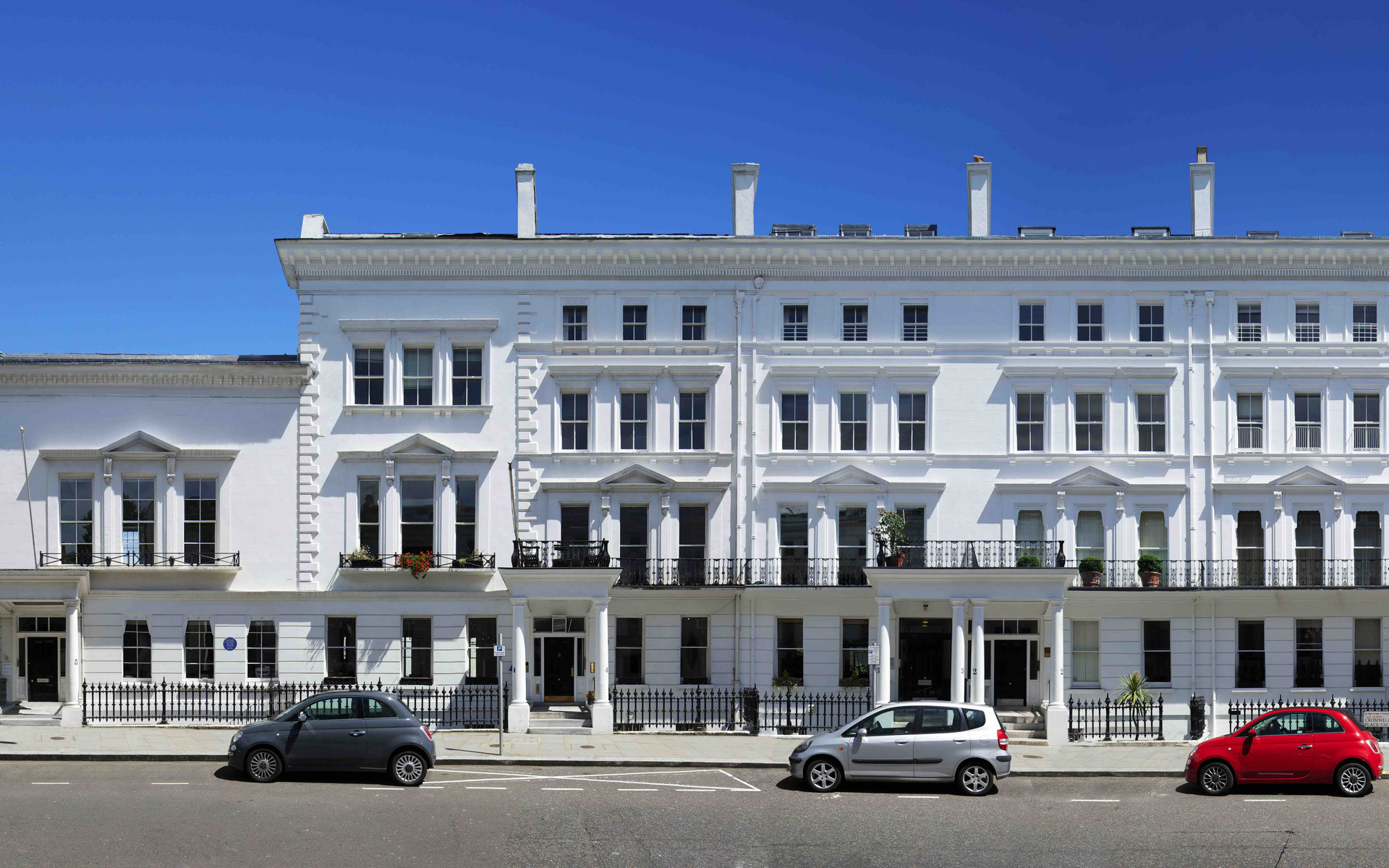 BREEAM RFO Very Good Cromwell Place for South Kensington Estates -