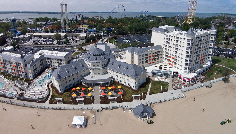 JGJ Construction Cleveland, OH The Breakers Hotel Sandusky, OH
