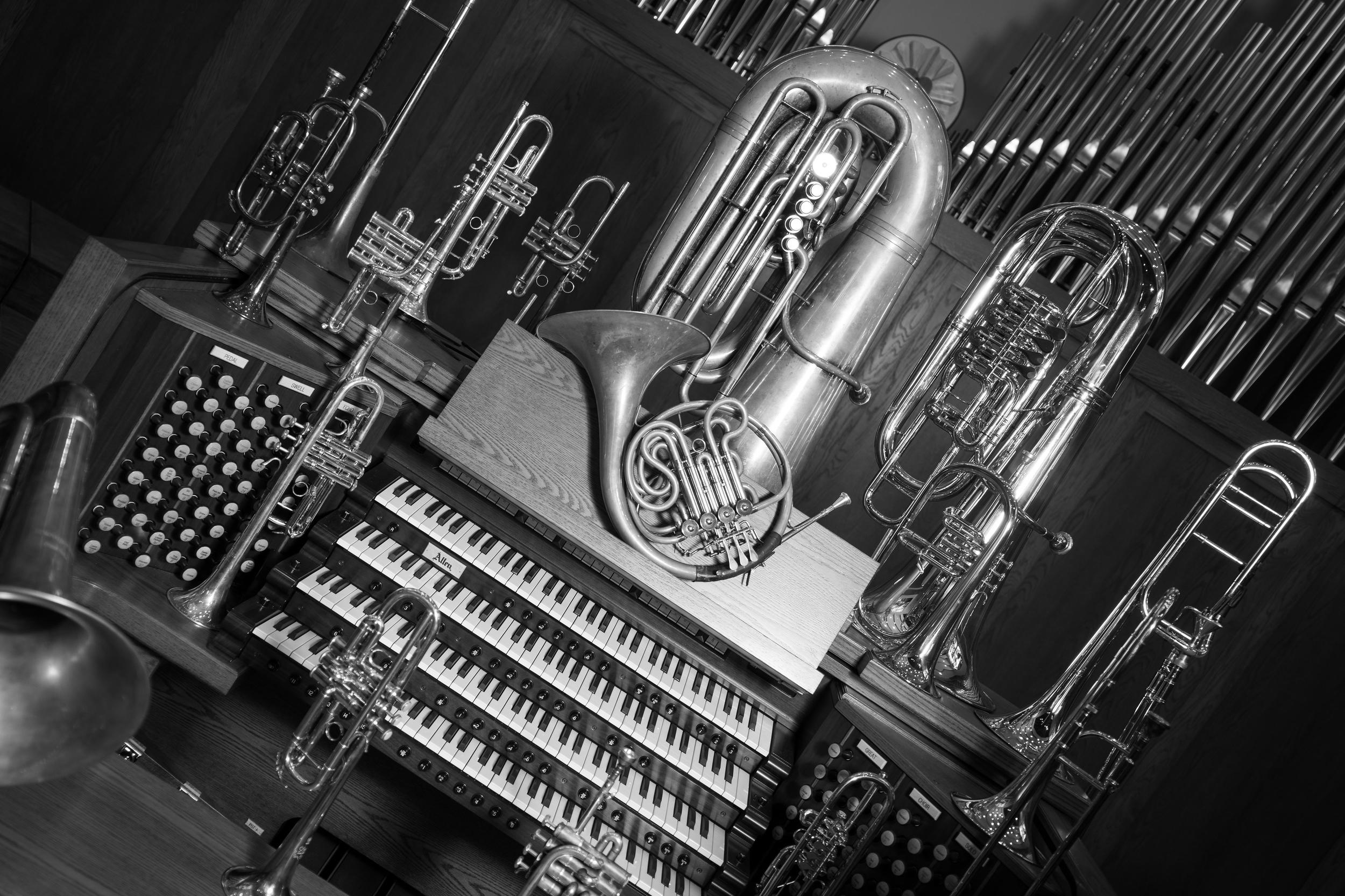 DFW Brass instruments on Organ.jpg