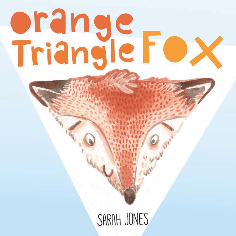 Orange Triangle Fox