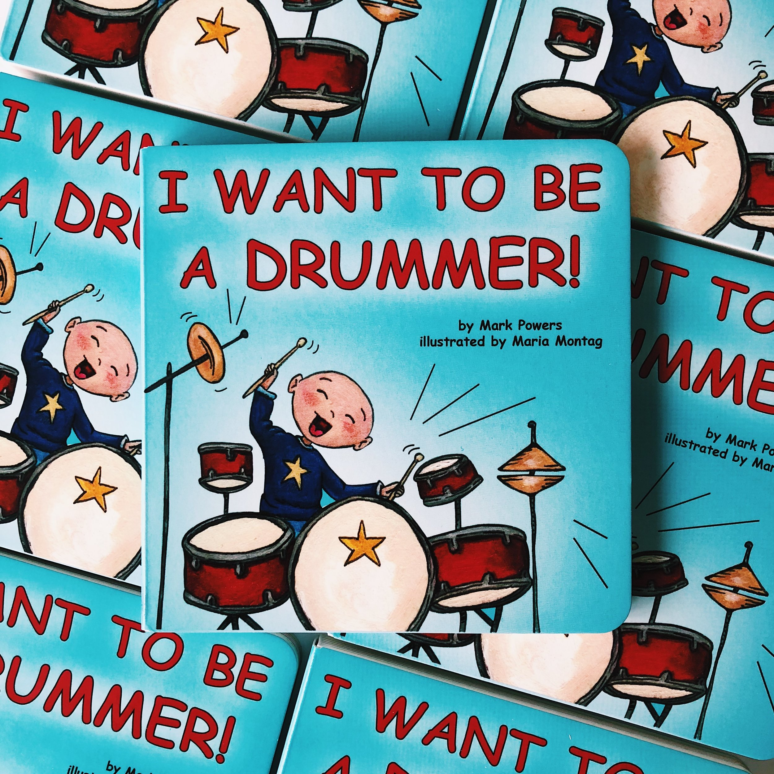 blue manatee press_i want to be a drummer.JPG