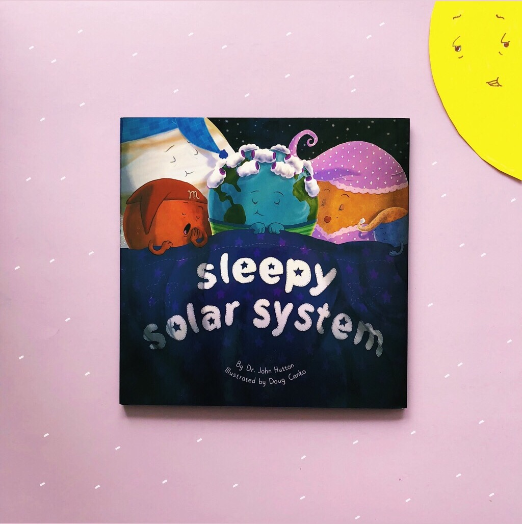 Sleepy Solar System   written by  Dr. John Hutton  and illustrated by  Doug Cenko