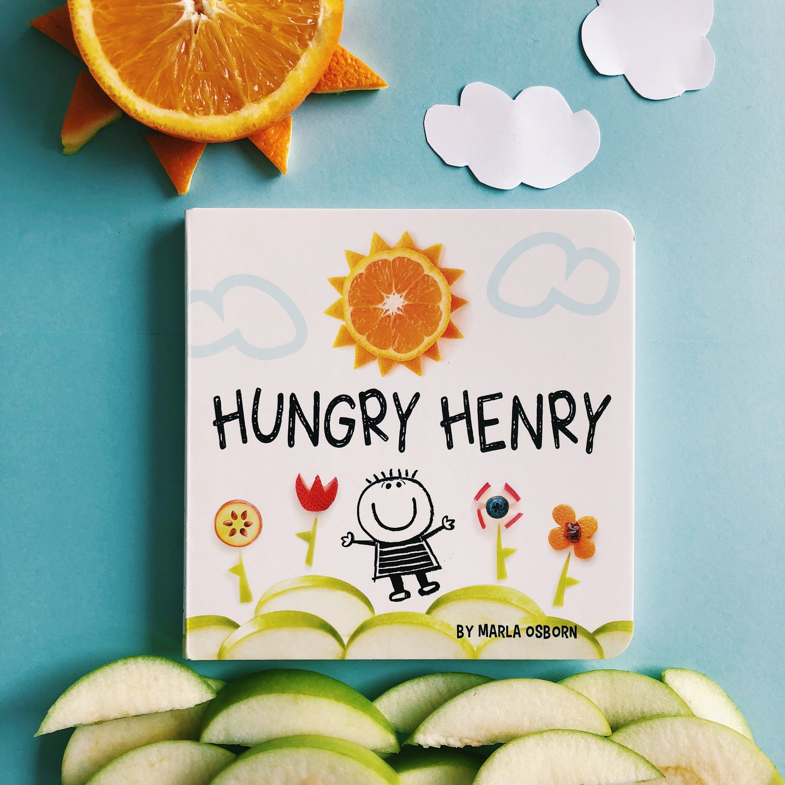 Hungry Henry     by Marla Osborn