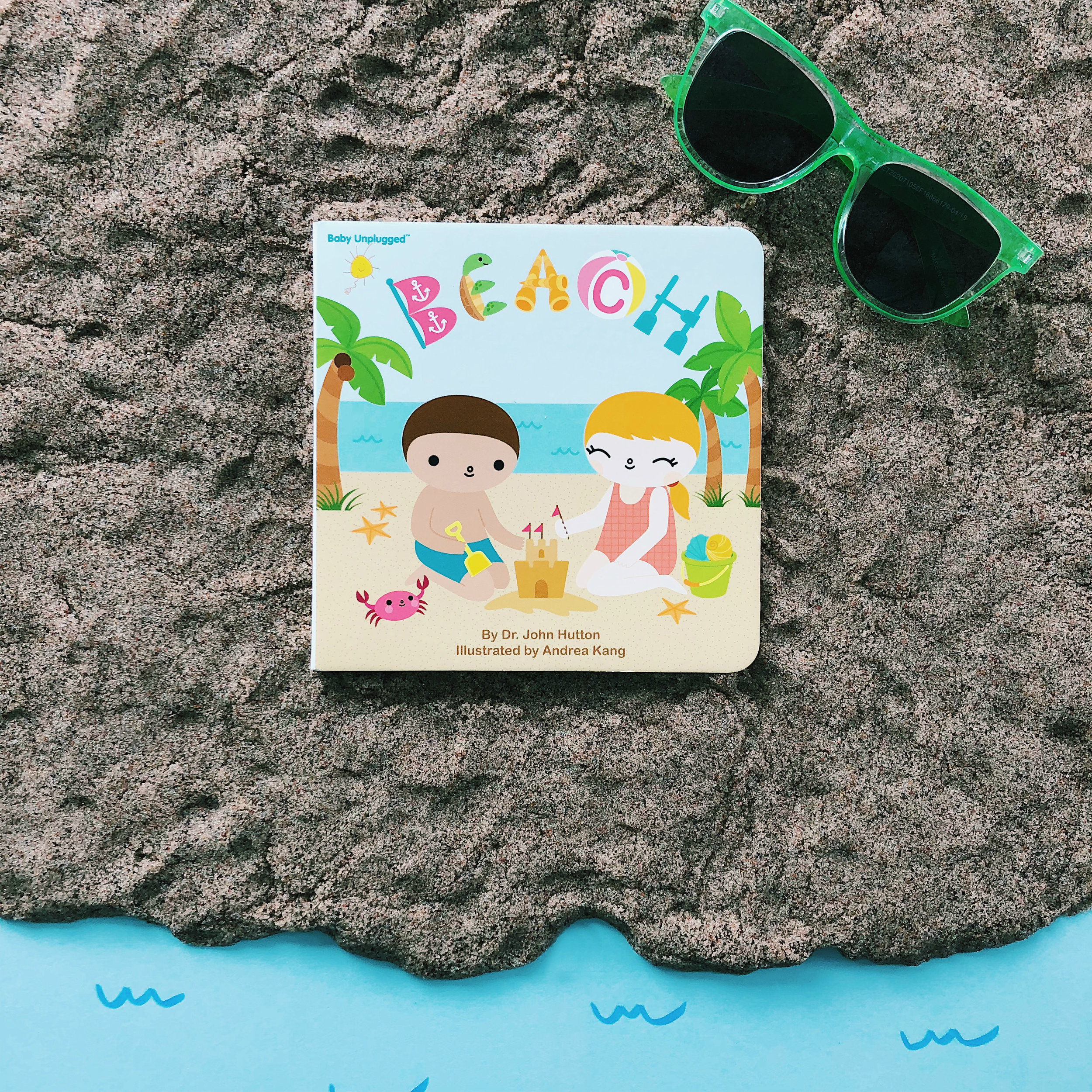 Why not read   Beach     while you're at the beach?