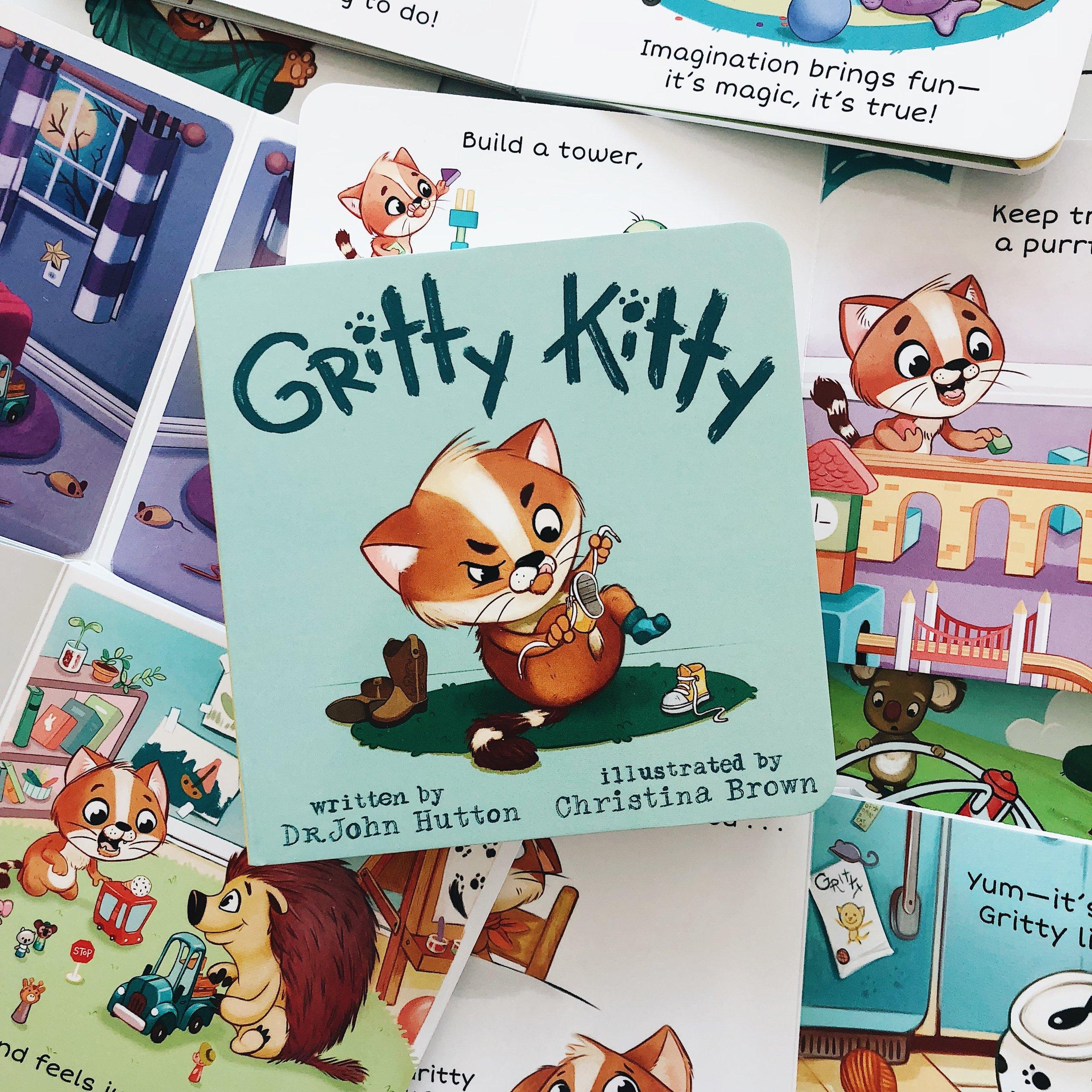 blue manatee press_board book_gritty kitty_dr. john hutton_christina brown_2.JPG