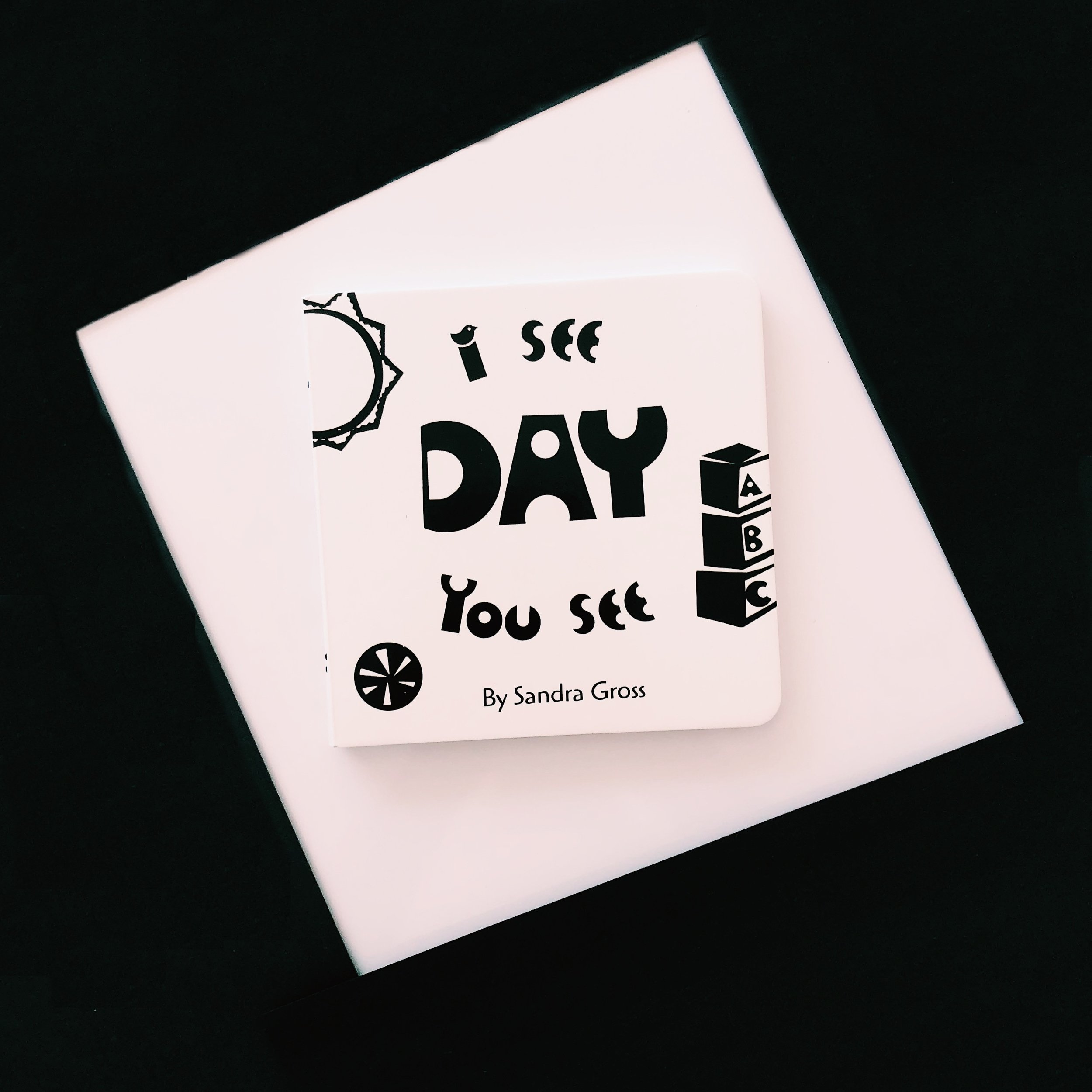 I See You See: Day     by Sandra Gross explores a baby's entire day—from mealtime to bedtime and everything in between.