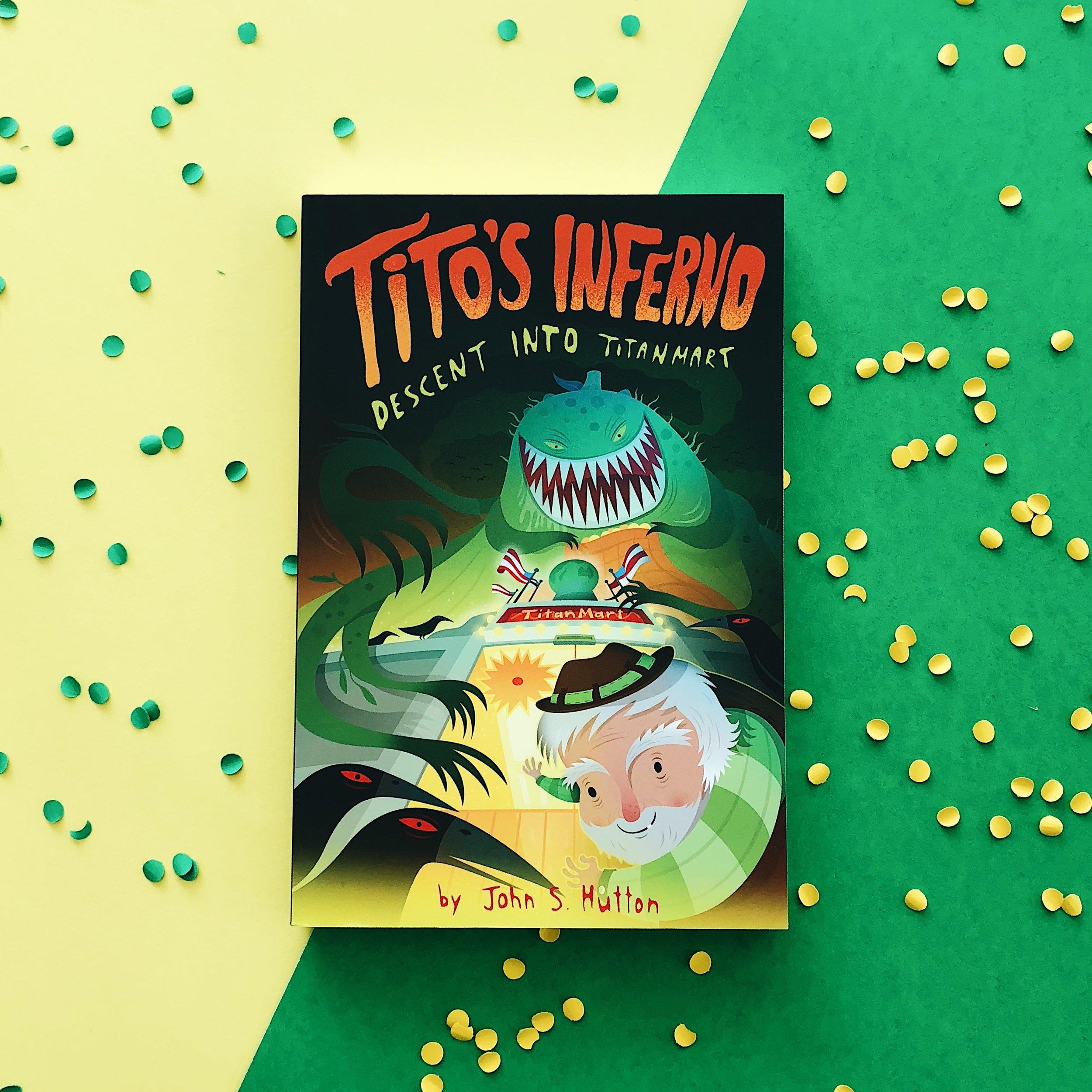Tito's Inferno   written by Dr. John S. Hutton