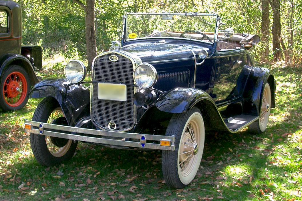 1930 Ford Model A Roadster.JPG