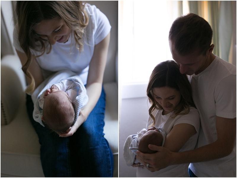 Oklahoma Lifestyle Newborn Photographer