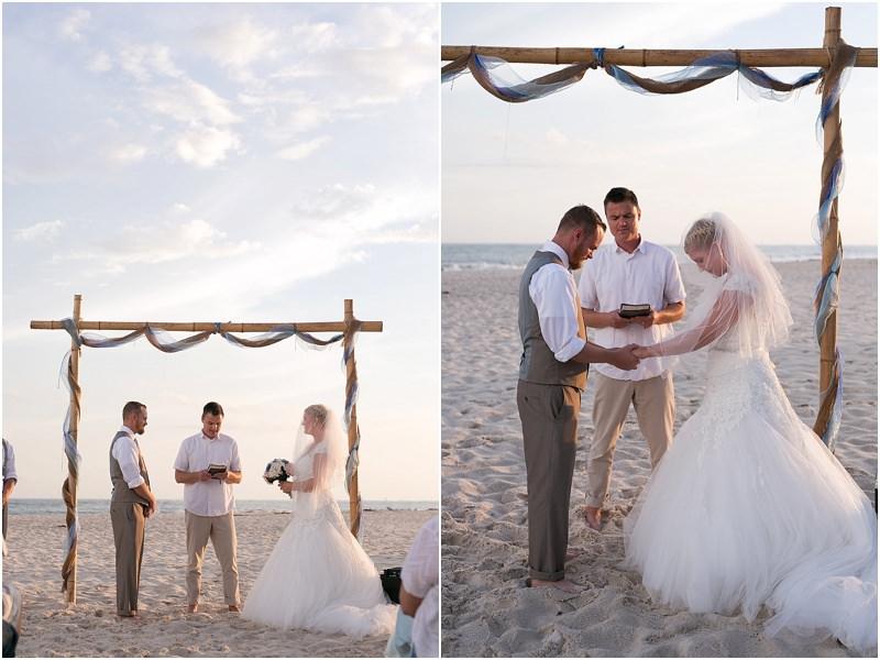 Destination Wedding Ceremony On the Beach