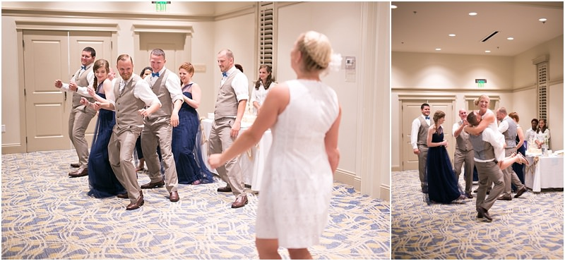 At the end, the whole bridal party joined it and I was smiling ear to ear behind my camera. Absolutely LOVED this wedding and everyone in it!