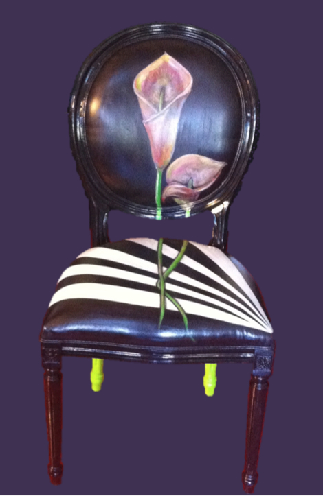 Lillies of the Chair