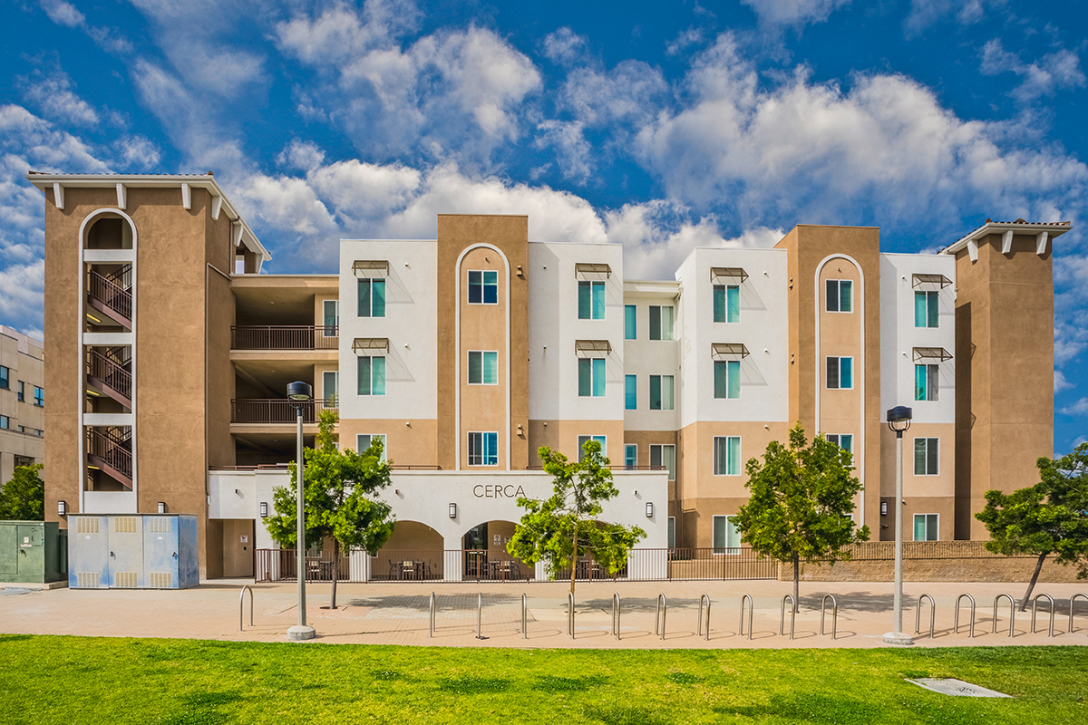 Cerca Student Housing   San Diego, California