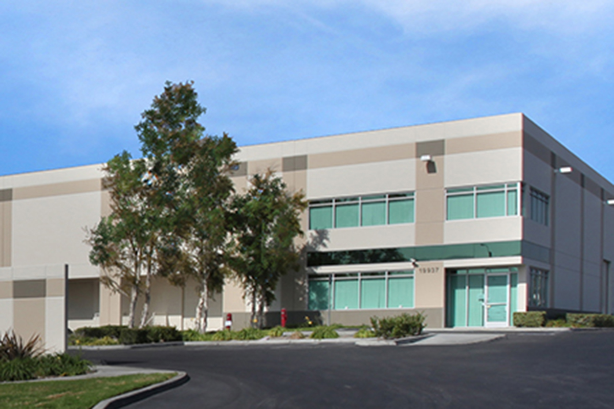 Harrison Avenue Centre   Industry, California