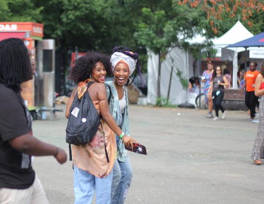 Afropunk, Brooklyn, 2015