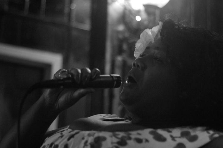 Paris Blues, Harlem, NY, 2015