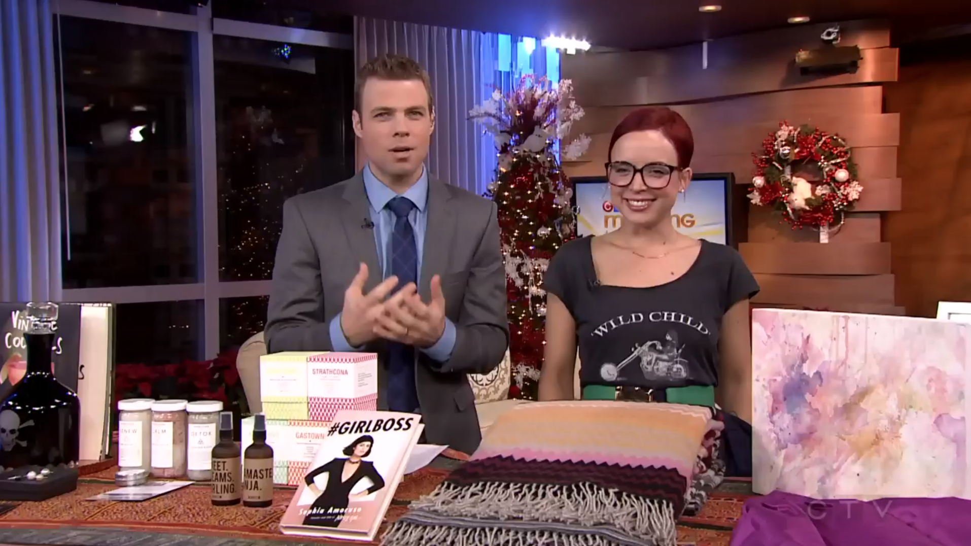 CTV Morning Live: Last minute gifts for Her
