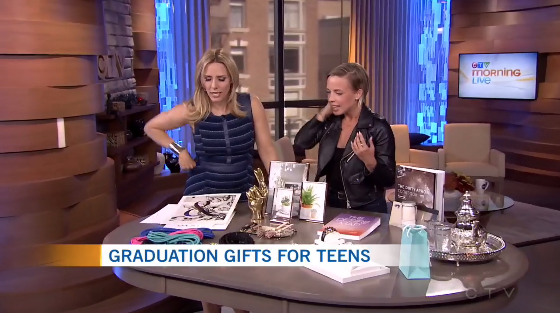 CTV Morning Live: Graduation Gifts for Teens