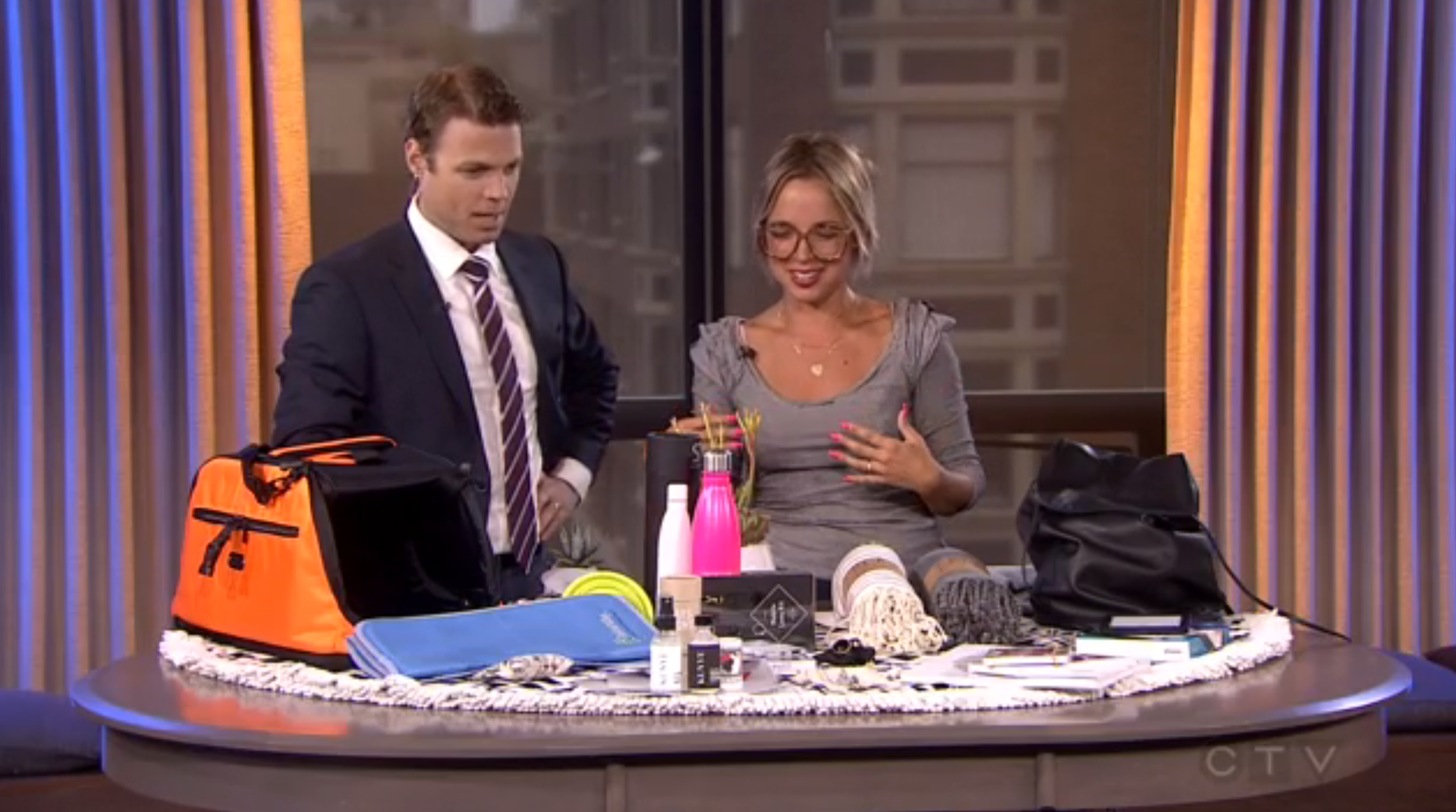 CTV Morning Live: Travel in Style