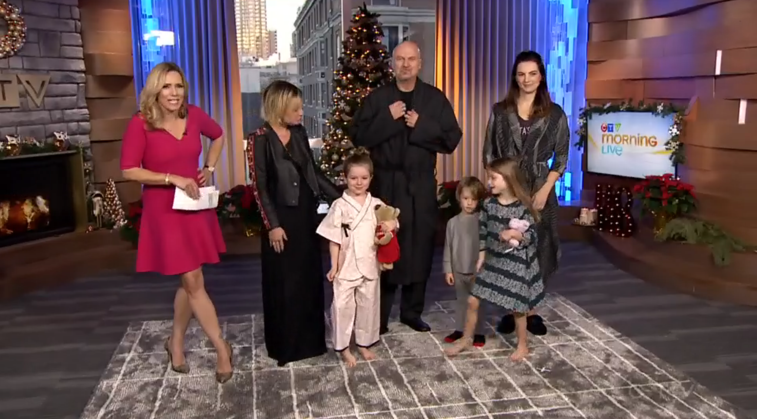 CTV Morning Live: Festive jammies for the whole family