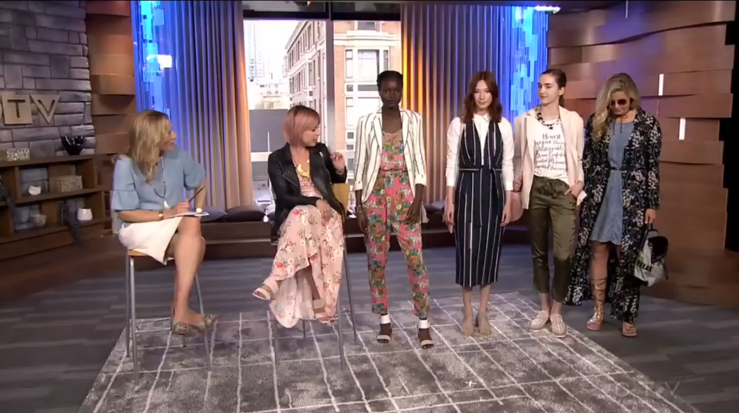 CTV Morning Live: Transitional Spring fashions from Winners and Marshalls