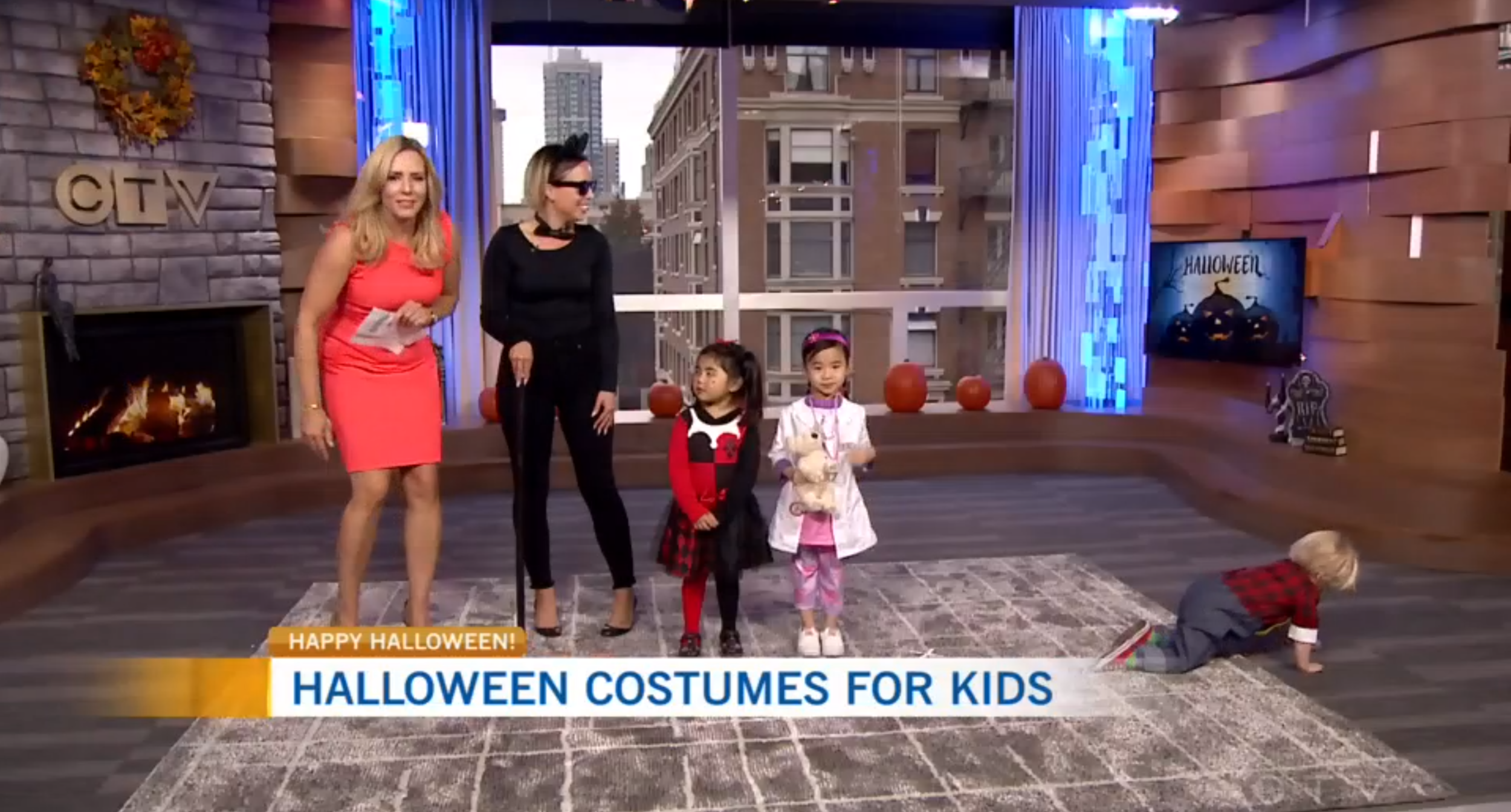 CTV Morning Live: This Year's Cutest Costumes for Kids