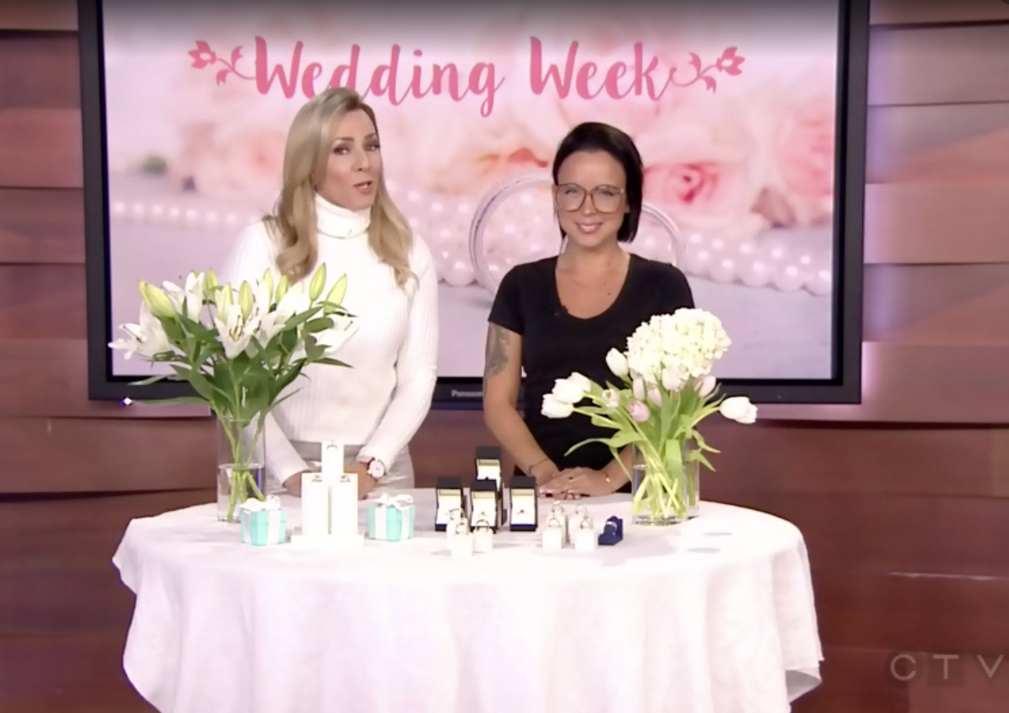 CTV Morning Live: 2018's hottest engagement rings