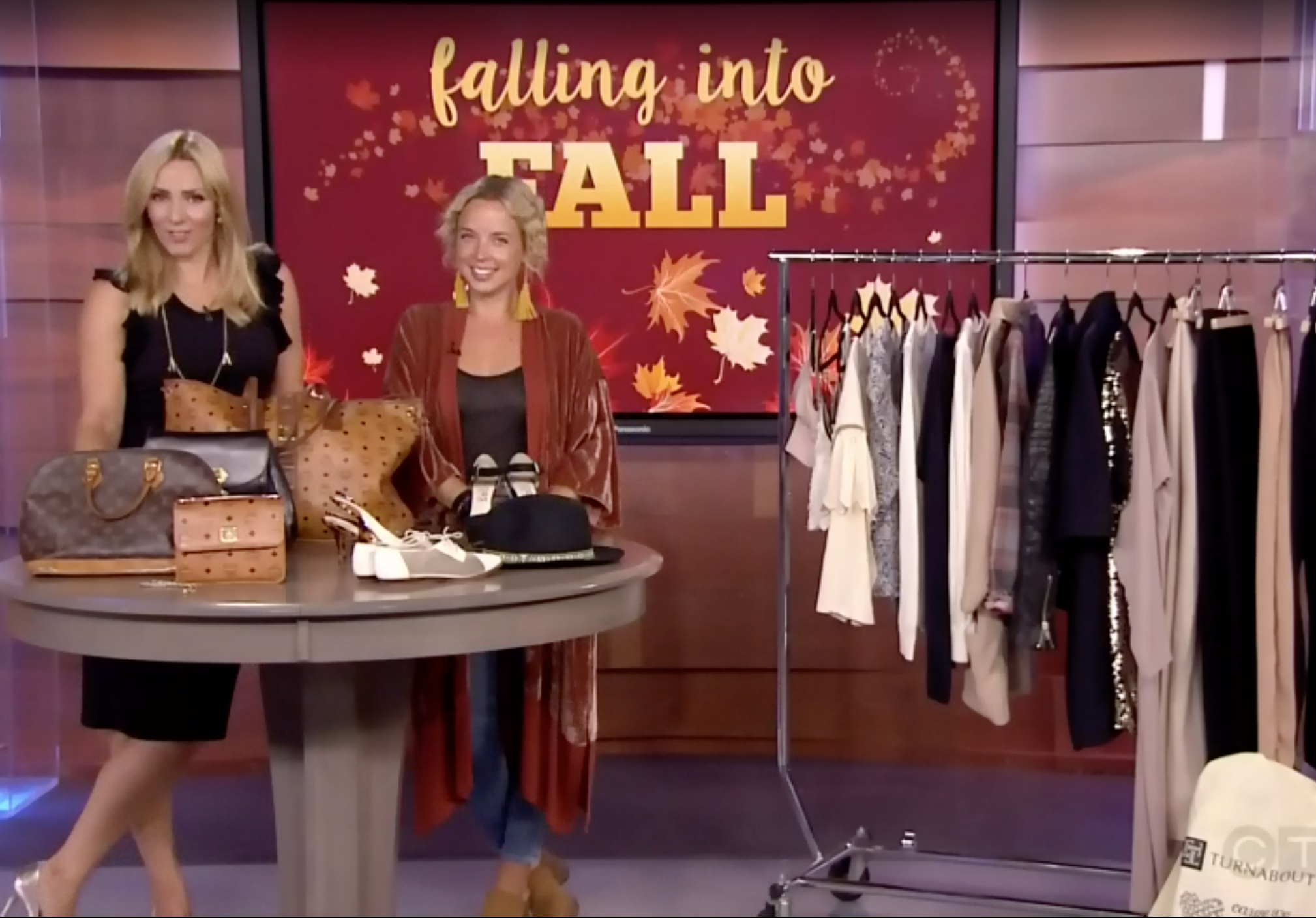 CTV Morning Live: My top tips for buying + selling consignment fashion
