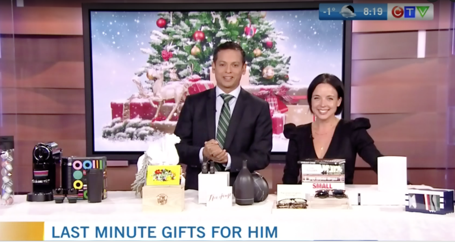 CTV Morning Live: Last minute Christmas gifts for the men in your life