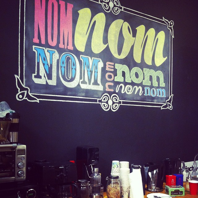 #nomnomnom