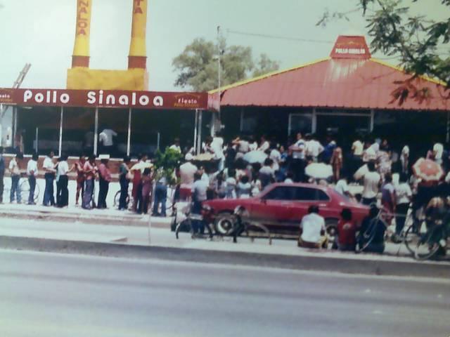 Hací empezamos.....Pollo Sinaloa